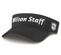 Wilson Staff Visor 2015 (Black)