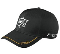 Wilson Staff FG Tour M3 Golf Cap (Black)