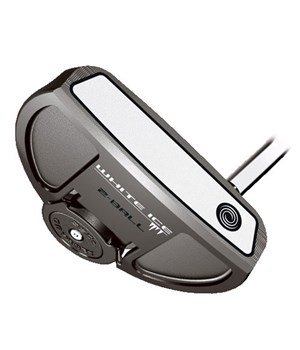 Odyssey White Ice 2-Ball Putter