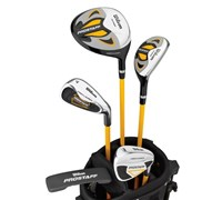 Wilson Prostaff Junior Golf Demo Package Set - Missing Bag  8-11 Year