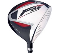 Wilson Fatshaft Accuracy Matrix Ti Driver  Pre-Owned