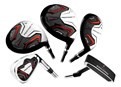 Wilson Mens Prostaff HL Combo Club Set (Steel/Graphite)