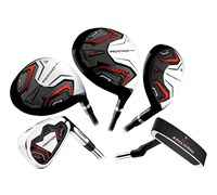 Wilson Mens Prostaff HL Combo Club Set  Graphite Shaft