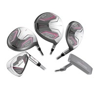 Wilson Ladies Prostaff HL Combo Club Set  Graphite Shaft