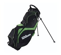 Wilson Staff ProStaff Stand Bag 2014 (Black/Green)