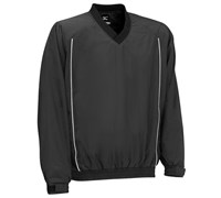 Mizuno Mens Impermalite Wind Top (Black)
