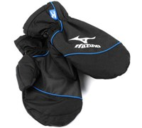 Mizuno Thermal Mittens (Black)