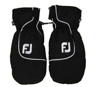 FootJoy Mens Winter Mittens (Black)