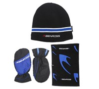 Benross Winter Warmer Gift Pack (Black/Blue)