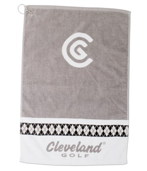 Cleveland Golf Ladies Argyle Towel 2012