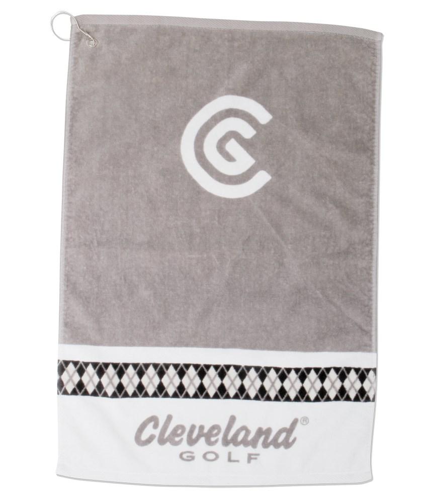 Cleveland Golf Ladies Argyle Towel 2012