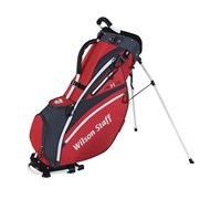 Wilson Staff Nexus Stand Bag 2014 (Red)