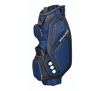 Wilson Staff Performance Cart Bag 2014 (Blue/Black)