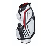 Wilson Staff Performance Cart Bag 2014 (White/Blue)