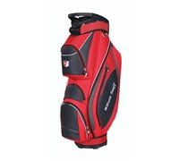Wilson Staff Prestige Cart Bag 2014 (Red)
