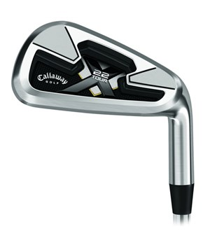 Callaway X-22 Tour Irons (Steel Shaft)