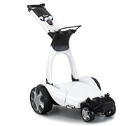 Stewart Golf X9 Remote Lithium Electric Trolley (Pearl (White))