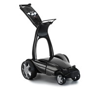 Stewart Golf X9 Follow Lithium Electric Trolley (Black)