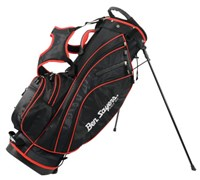 Ben Sayers X-Lite Stand Bag 2014 (Black/Red)