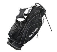 Ben Sayers X-Lite Stand Bag 2014 (Black/Silver)