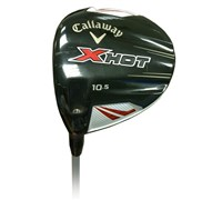 Callaway X Hot Driver Shop Soiled