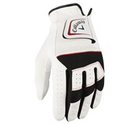 Callaway X Hot Golf Glove 2013 (White/Black/Red)