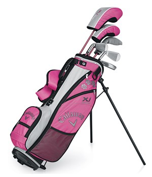 Callaway Junior Girls XJ Series Golf Package (Ages 5-8) 2013