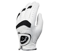 Callaway XJ Series Junior Golf Gloves (White/Black)