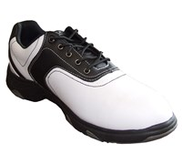 Stuburt Mens Comfort XP Golf Shoes (White/Black)