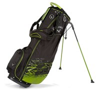 Callaway X Series Super Lite Stand Bag 2013 (Black/Green/Silver)