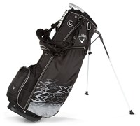 Callaway X Series Super Lite Stand Bag 2013 (Black/Silver)