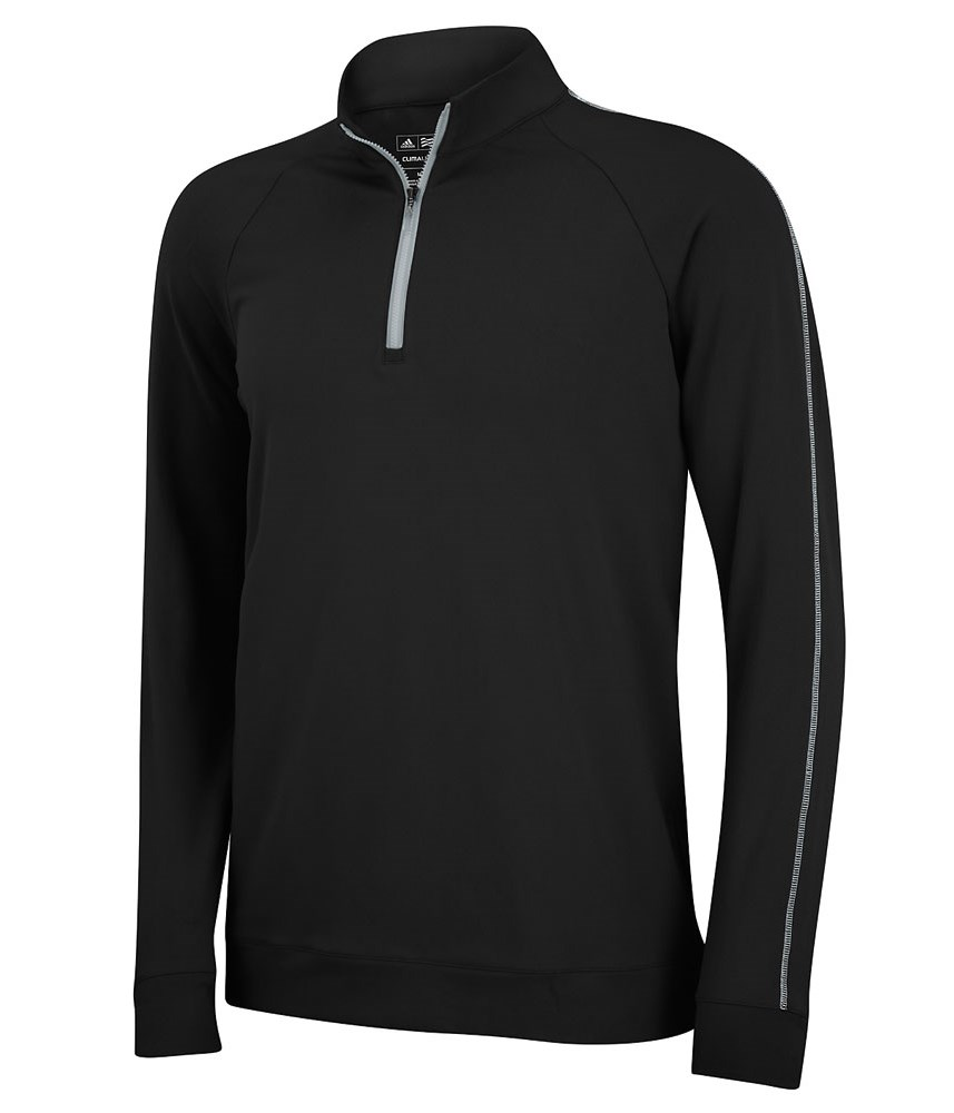adidas quarter zip pullover. Black Bedroom Furniture Sets. Home Design Ideas