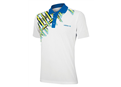 Adidas Mens Fashion Performance Digital Plaid Polo Shirt 2013