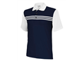 Adidas Mens ClimaCool 3-Stripes Color Block Polo Shirt 2013