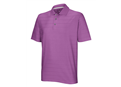 Adidas Mens ClimaCool Textured Solid Polo Shirt 2013