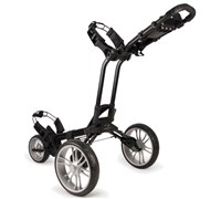 Stewart Golf Z3 Push Trolley (Liquid Black)