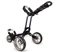 Stewart Golf Z3 Push Trolley (Metallic Blue)