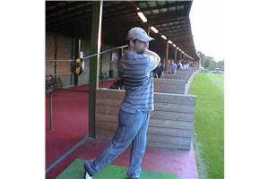 Winner of the Nike Golf Driving Range Competition
