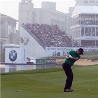 BMW Masters Kicks Off Thursday in Shanghai