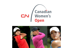 Canadian Women's Open 2013 Touted as the strongest field this year