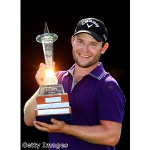 Branden Grace aiming for Volvo Slam