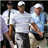Tiger Woods Storms Out of the Scoring Room After Receiving Two-Stroke Penalty