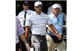Woods Shoots Nine-Hole Career Worst