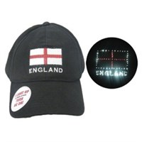 The England Light Up Hat