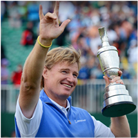 Ernie Els Signs with ECCO