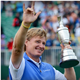Ernie Els takes crown at Open Championship