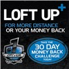 Loft Up for More Distance or your Money Back