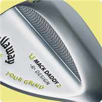 Callaway Introducing Mack Daddy 2 Tour Grind Wedges