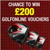 Buy Nike 2013 Metal Woods to win £200 GolfOnline Vouchers