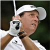 "Phil Mickelson gets ""Rowdy"" with the Crowd in Phoenix"